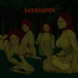 SS-044 :: SASQUATCH – Sasquatch