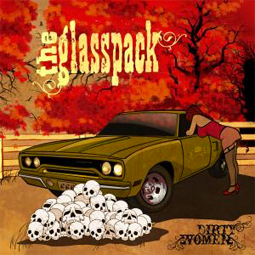 SS-071 :: THE GLASSPACK – Dirty Women