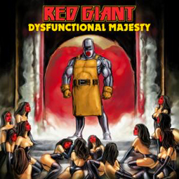 SS-108 :: RED GIANT – Dysfunctional Majesty