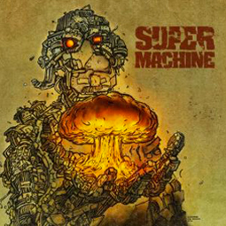 SS-139 :: SUPERMACHINE – S/T