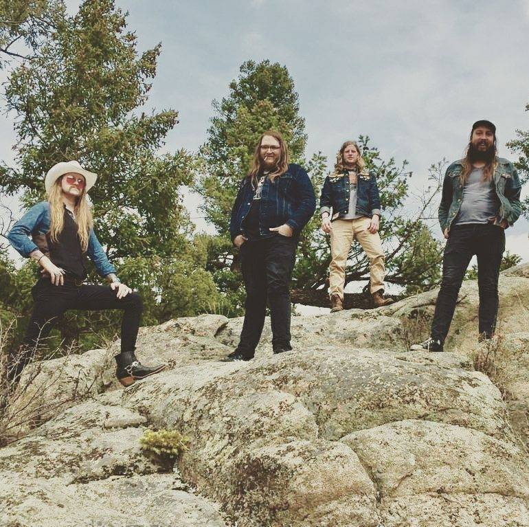 BISON MACHINE Michigan Heavy Rockers Sign To Small Stone; New Album Coming Soon + Burnin' Turf II Fest To Be Held June 3rd