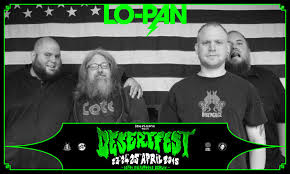 LO-PAN join Line-UP for DESERTFEST BERLIN 2015