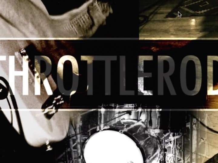 THROTTLEROD – 2015 Album Teaser