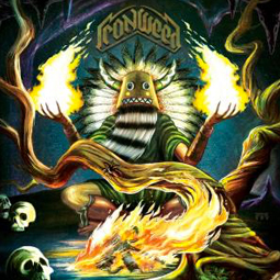 SS-085 :: IRONWEED – Indian Ladder