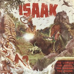 SS-140 :: ISAAK – The Longer the Beard the Harder the Sound