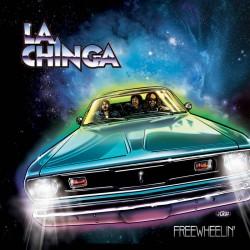 SS-157 :: LA CHINGA – Freewheelin'