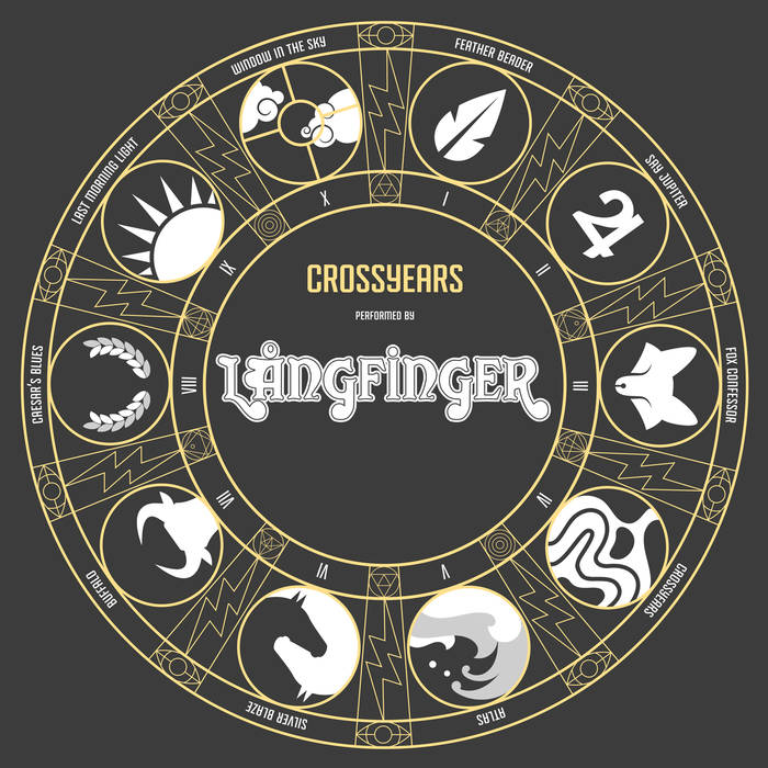 SS-163 :: LANGFINGER – Crossyears