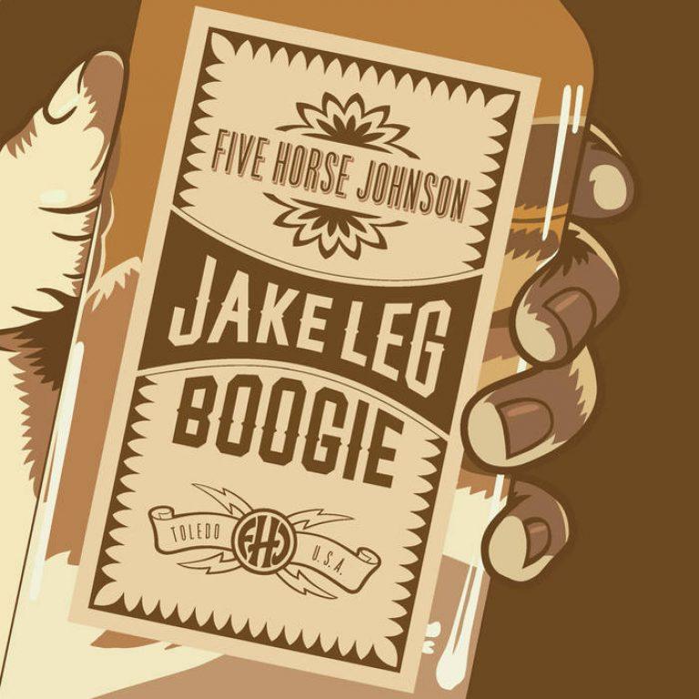SS-167 :: FIVE HORSE JOHNSON – Jake Leg Boogie