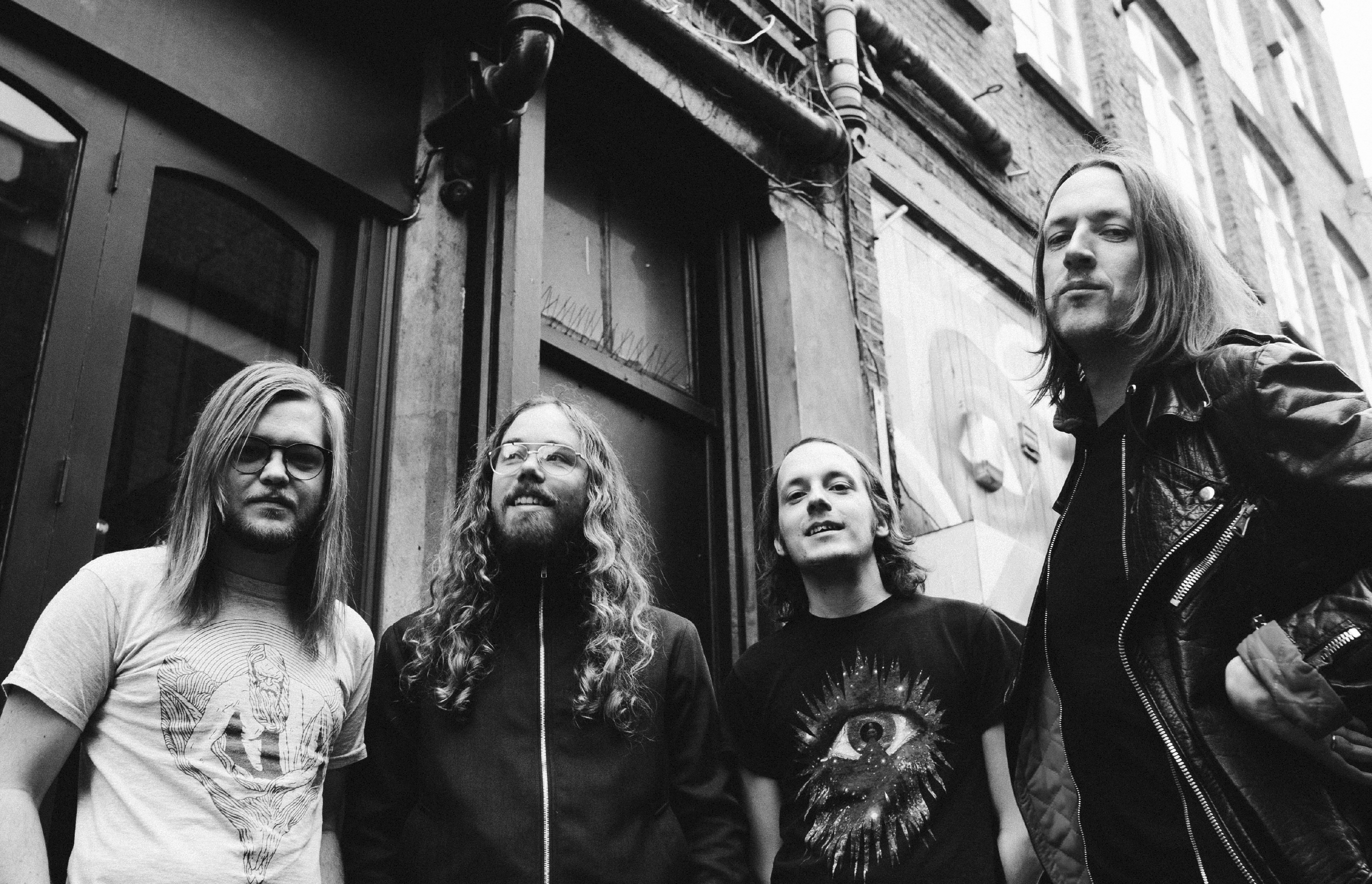 JIRM: Surge Ex Monumentis Streaming In Full At New Noise As Small Stone Release Day Nears