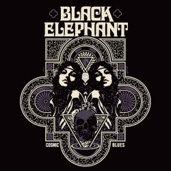 SS-171 :: BLACK ELEPHANT – Cosmic Blues