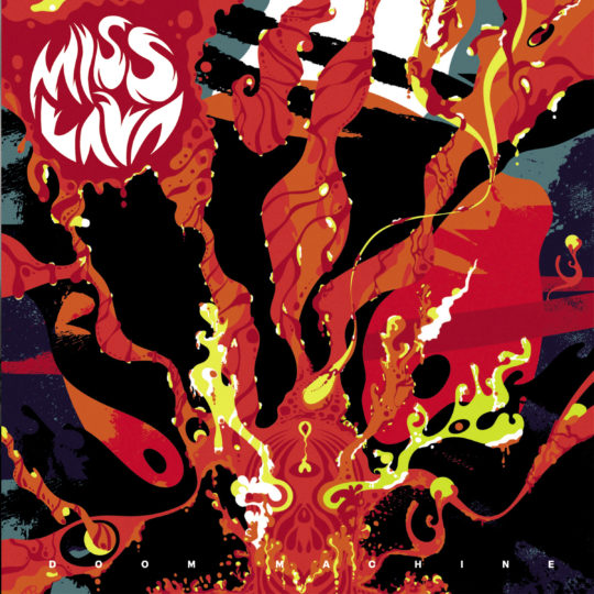 SS-183 :: MISS LAVA – Doom Machine