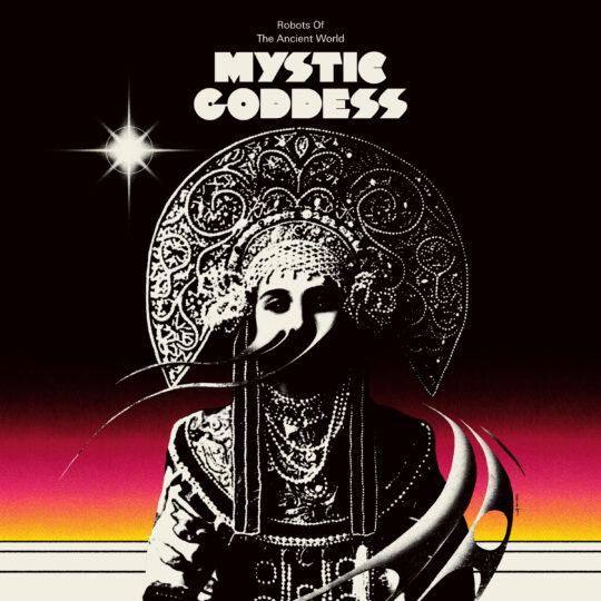 SS-185 :: ROBOTS OF THE ANCIENT WORLD – Mystic Goddess